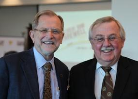 John Dunn and Don LeDuc
