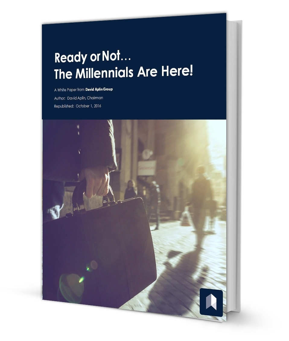 millennials GenY workforce