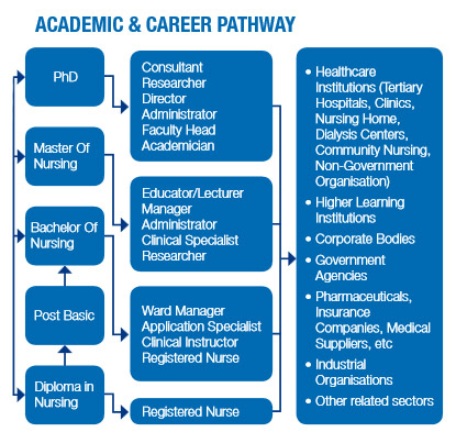 IMC Diploma in Nursing - Academic & Career Pathway