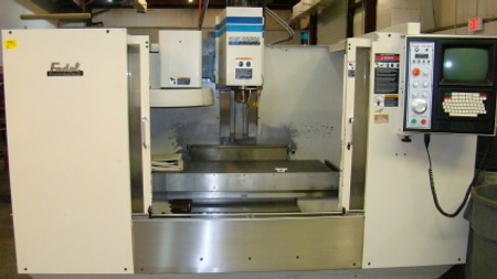 1998 Fadal VMC-5020A Vertical Machining Center (#1077)