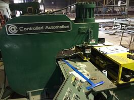 2008 Controlled Automation 2AT-175 Plate Punching System (#1290)