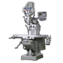 NEW Sharp TMV-K Vertical Knee Mill Package (#1301)
