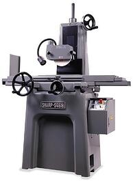 Sharp SG618 Precision Manual Surface Grinder (#1324)