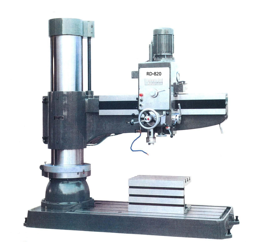 NEW Sharp RD-820 Radial Arm Drill (#1344)