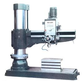 Sharp RD-1230 Radial Arm Drill (#1345)