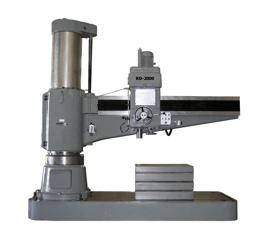 NEW Sharp RD-2000 Radial Arm Drill (#1348)