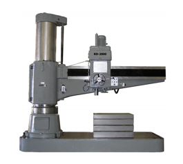 Sharp RD-2000 Radial Arm Drill (#1348)