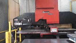 1988 AMADA Coma 567 CNC Turret Punch (#1611)