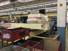 1995 Strippit FC1250MH Turret Punching System (#1616)