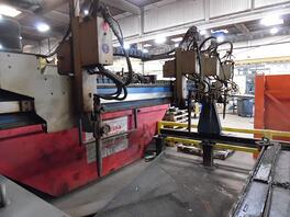 2004 Messer MG Edgemate Oxy-Fuel Cutting System (#1669)