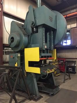 South Bend Johnson 150BG-AC 150 Ton OBI Press (#1677)