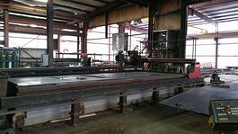 2004 Messer Steel Pro Plasma Cutting System (#1423)