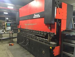 1995 Amada HFE 2204-4S 11-Axis Press Brake (#1734)
