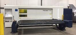 2012 Trumpf 1030 2.5KW Fiber Laser (#1745)