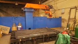 2011 CLOOS QRC 350-E 6-Axis Robotic Welder (#1780)