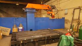 2011 CLOOS QRC 350-E 6-Axis Robotic Welder (#1780)