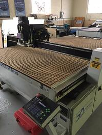 1999 MultiCam SF6610 CNC Router (#1795)