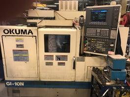 2001 Okuma GI-10N CNC Internal Grinder (#1851)
