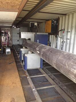 2013 HGG ProCutter PC-600 Pipe Profiling System (#1863)
