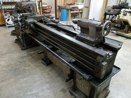 Mazak Hercules AJAX 18 Gap Bed Engine Lathe (#1870)