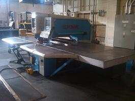 2001 Euromac ZX1000/30 CNC Punching System (#1922)