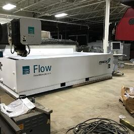 2008 Flow 4020B Mach 3 Dynamic Hyperjet Waterjet (#1944)