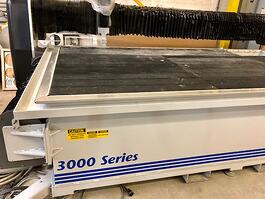 2010 Multicam ZERO HOUR 3000  Series Waterjet Cutting System (#1970)