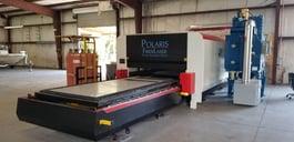NEW Polaris L510 Fiber Laser Cutting System (#2025)
