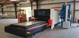 Polaris L510 Fiber Laser Cutting System (#2025)