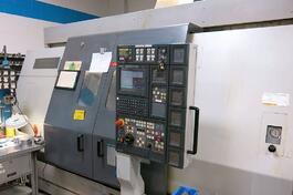 2004 Mori Seiki MT2000a1S CNC Turning Center (#2066)