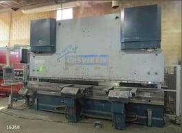 2007 Ursviken Optima 500 CNC Hydraulic Press Brake (#2063)