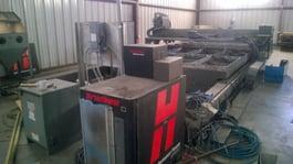 2008 MultiCAM 6000 Plasma Cutting System (#2067)
