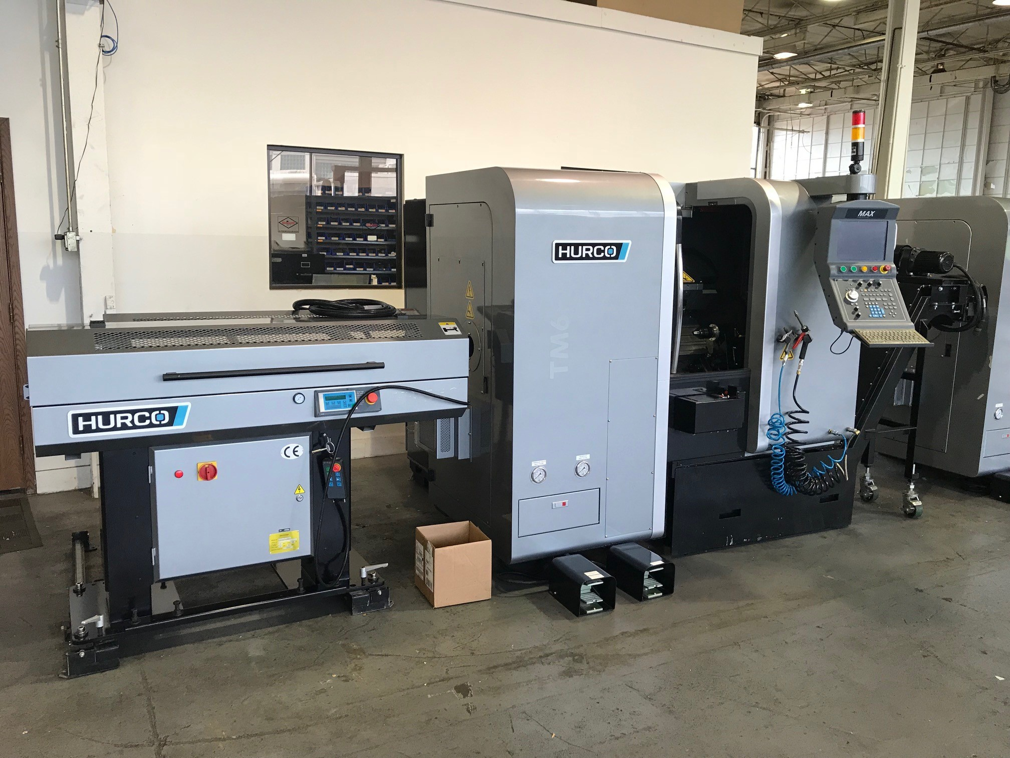 2013 Hurco TM6i CNC Turning Center (#2072)