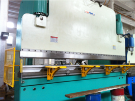 2018 Hydrapower DHS-66020 Press Brake (#2074)