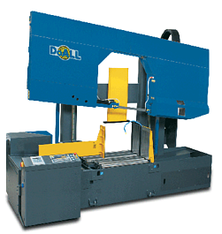 DoALL TDC-1000SA Olympia Dual Column Tube Band Saw (#3000)