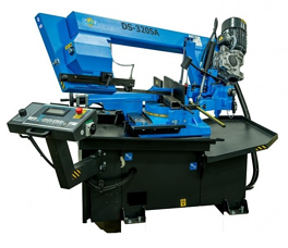 NEW DoALL DS-320SA Dual-Miter Semi-Automatic Band Saw (#3002)