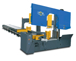 NEW DoALL TDC-1000CNC Olympia Tube Band Saw (#3003)