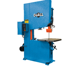 NEW DoALL ZV-3620 Vertical Contour Band Saw (#3004)