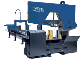 NEW DoALL TDC-600CNC Band Saw (#3007)