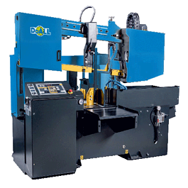 NEW DoALL TDC-400CNC Tube Band Saw (#3011)