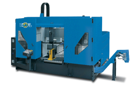 DoALL DC-1000CNC Hercules Dual Column Enclosed CNC Band Saw (#3020)