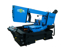 DoALL DS-600SA Dual Miter Semi Automatic Band Saw (#3026)
