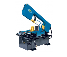 DoALL DS-500SA Dual Miter Semi Automatic Band Saw (#3028)