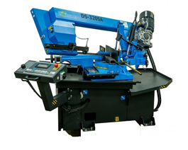 DoALL DS-320SA Dual Miter Semi Automatic Band Saw (#3034)