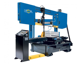 DoALL DCDS-750SA Dual Column Semi Automatic Band Saw (#3038)