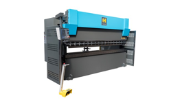 NEW Haco Synchromaster 165 10 8 XR Hydraulic Press Brake (#3046)