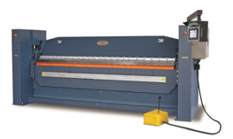 NEW Baileigh Industrial BB-12010H-NC CNC Folding System (#3048)