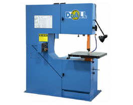 DoALL 3612-VH Vertical Contour Band Saw (#3065)