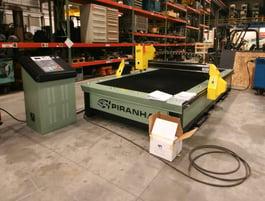 NEW Piranha C510 Plasma Cutting System (#3071)