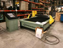 NEW Piranha C510 Plasma Cutting System (#3071)